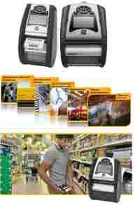 Обзор новой линейки мобильных принтеров Zebra Technologies серия QLn