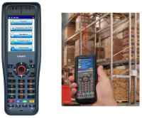 Новый прочный терминал Casio DT-X8