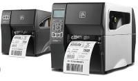 Принтеры этикеток Zebra ZT220 и ZT230 поступили в продажу