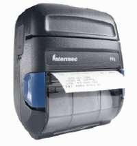 САОТРОН объявляет о выпуске новых мобильных принтеров Intermec PR2 PR3