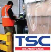 Крупнейший грузоперевозчик выбирает принтер TSC TTP-2410M