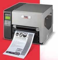 Норвежское производство выбирает TSC ТТР-384М для маркировки паллет