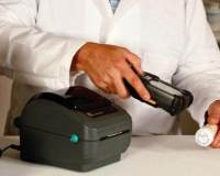 Автоматизация и принтеры этикеток Zebra GK420t