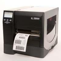 Принтеры печати этикеток промышленного класса Zebra ZM400 и ZM600