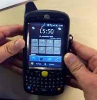 Motorola представила новую модель высокоскоростного терминала MC65