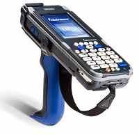 С мобильным терминалом сбора данных Intermec CN3e комфортнее