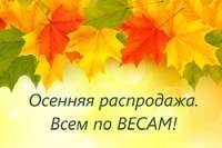 Осенняя распродажа весов в САОТРОН , ВСЕМ по ВЕСАМ!
